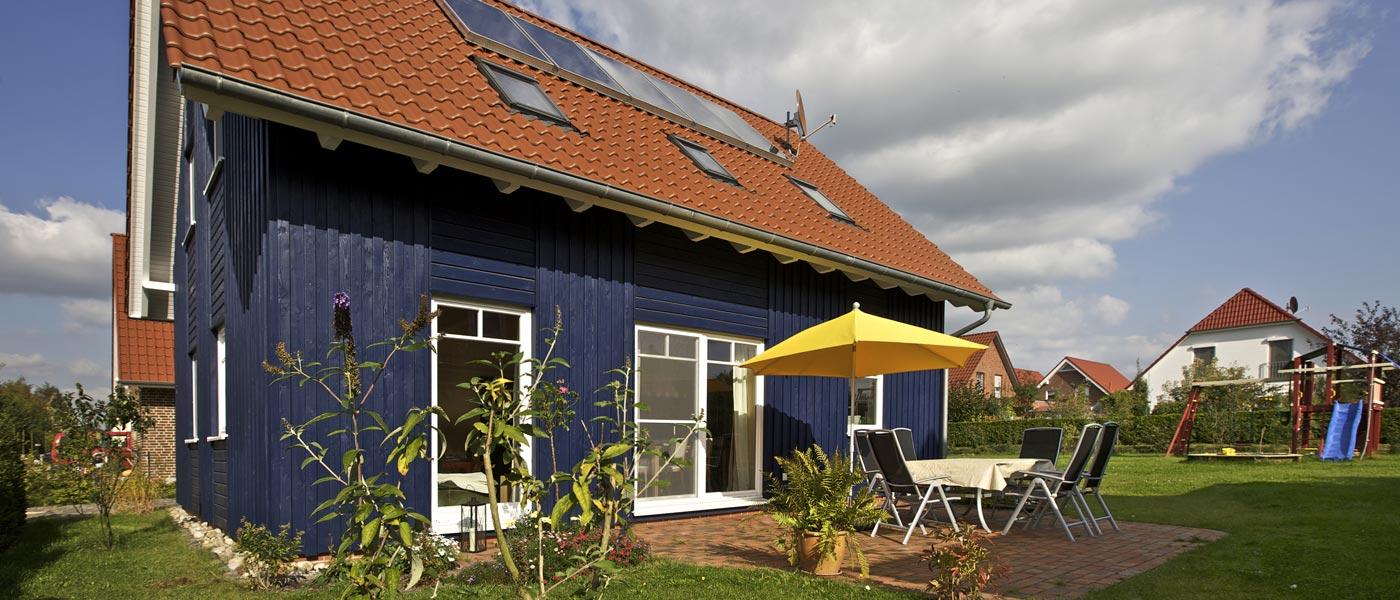 Häuser in Holzrahmenbauweise – WABE HAUS aus Lilienthal